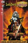 Lady Death / Medieval Witchblade (2001 one shot)