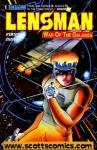 Lensman War of the Galaxies (1990 mini series)