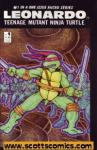 Leonardo Teenage Mutant Ninja Turtle (1986 one shot) (Mirage)