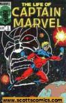 Life of Captain Marvel (1985 mini series)