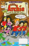 Little Archie Legend of the Lost Lagoon FCBD (2008 one shot)