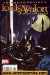 Lords of Avalon Sword of Darkness (2008 mini series)