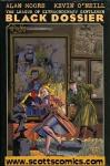 League of Extraordinary Gentlemen Black Dossier Hardcover