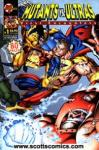 Mutants vs Ultras First Encounters (Malibu) (1995 one shot)