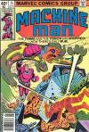 Machine Man (1978 - 1981 1st series)