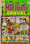 Mad House Annual (1970-1975)