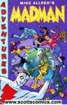 Madman Adventures TPB (Oni Press)