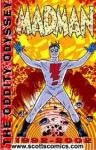 Madman The Oddity Odyssey TPB (Oni Press)