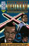 Malcolm X An Unauthorized Biography (Comic Zone)