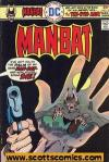 Man-Bat (1975-1976 1st series)