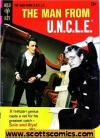 Man From U.N.C.L.E. (1965 - 1969 Gold Key)