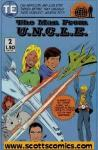 Man From U.N.C.L.E. (1987 - 1988 TE Comics)