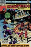 Mantech Robot Warriors (Archie Comics)