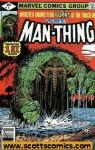 Man-Thing (1979 2nd series)