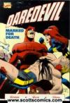Daredevil Marked For Death TPB