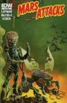 Mars Attacks (2012 IDW)