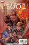 Marvel 1602 Fantastick Four (2006 mini series)