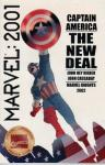 Marvel 2001 Convention Preview Book