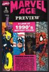 Marvel Age Preview (1990-1992)