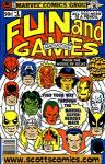 Marvel Fun and Games (1979-1980)