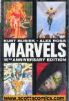 Marvels 10th Anniversary Hardcover