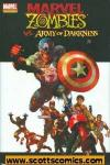 Marvel Zombies Army of Darkness Hardcover