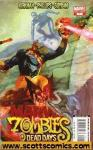 Marvel Zombies Dead Days (2007 one shot)
