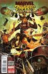Marvel Zombies Destroy (2012 mini series)