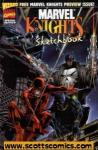 Marvel Knights Sketchbook (1998 one shot)