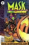 Mask Hunt For Green October (1995 mini series)