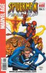 Marvel Age Spider-Man Team Up (2004)