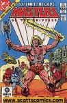 Masters of the Universe (1982 DC Series)