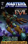 Masters of the Universe Icons of Evil Mer-Man (Crossgen)