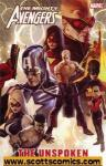 Mighty Avengers The Unspoken TPB