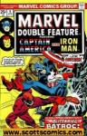 Marvel Double Feature (1973 - 1977)