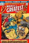 Marvels Greatest Comics (1969 - 1981)