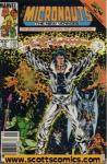 Micronauts The New Voyages (1984 - 1986) (Marvel)