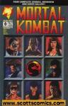 Mortal Kombat Blood and Thunder (Malibu)