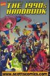 Marvel Legacy 1990s Handbook (2007 one shot)