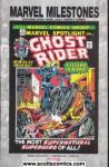 Marvel Milestones Ghost Rider Black Widow Iceman (2005 one shot)