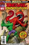 Marvel Monsters Devil Dinosaur (2005 one shot)