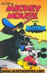 Mickey Mouse Meets Blotman (2005 one shot)