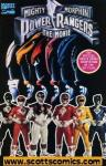Mighty Morphin Power Rangers The Movie (1995 one shot)