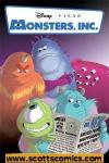 Monsters Inc Laugh Factory (2009 mini series)