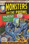 Monsters on the Prowl (1971 - 1974)