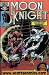 Moon Knight (1980 - 1984 1st series)
