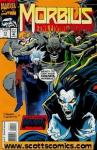 Morbius The Living Vampire (1992 - 1995)