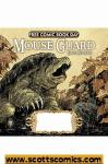 Mouse Guard Fraggle Rock Flipbook FCBD (2010 one shot)