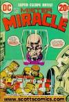 Mister Miracle (1971-1978 1st series)
