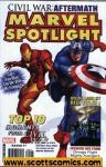 Marvel Spotlight Civil War Aftermath (2007 one shot)